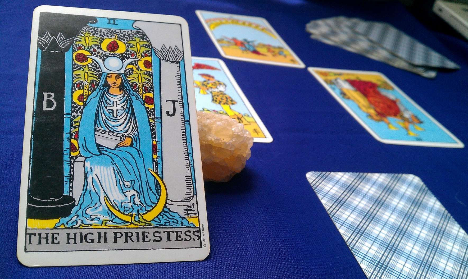 Tarot online chat free